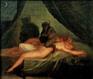 Nicolai Abraham Abildgaard Nightmare